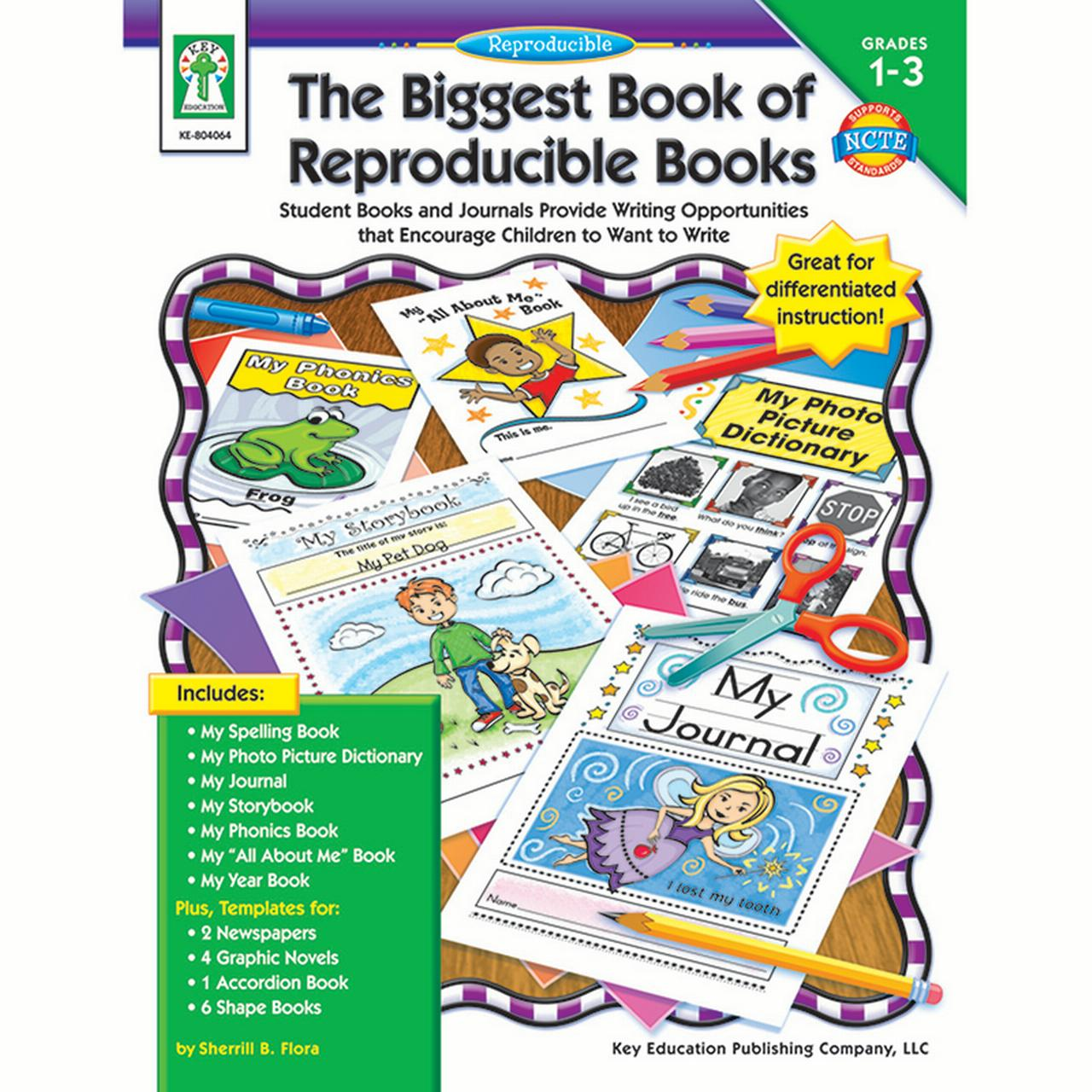 THE BIGGEST BOOK OF REPRODUCIBLE BOOKS