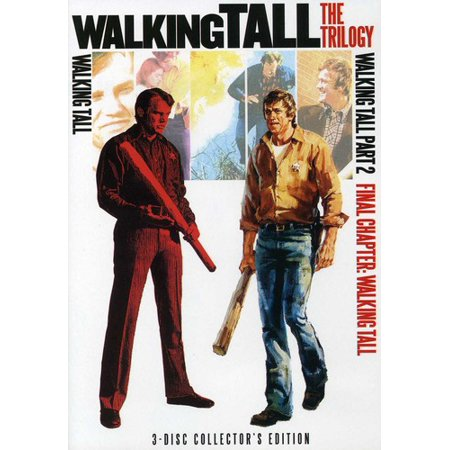 Walking Tall: The Trilogy (DVD) (Cast Of Walking Tall With The Rock)
