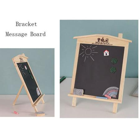 Smart Novelty Magnetic Kindergarten Children's Teaching Mini Blackboard Message
