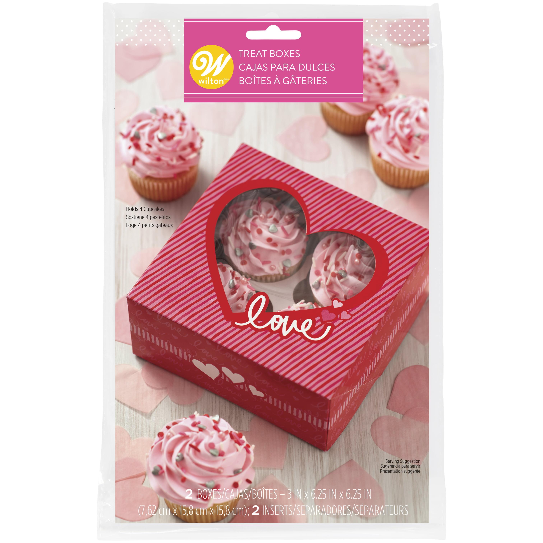 Box per Cupcakes Wilton