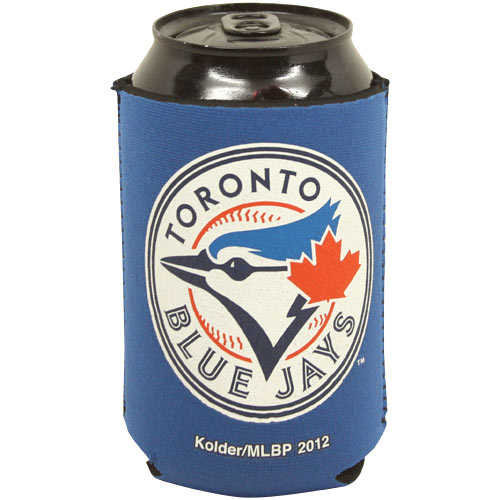 Royal Blue Toronto Blue Jays Collapsible Can Cooler - No Size