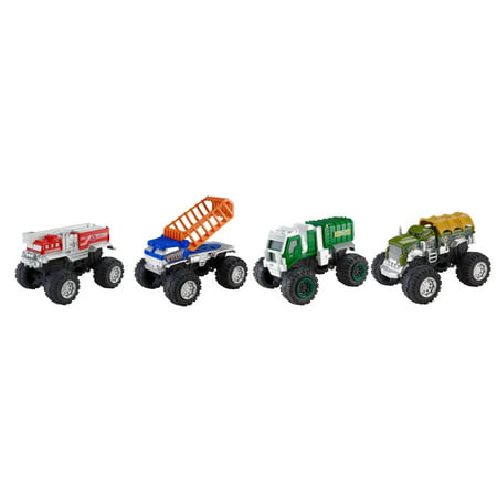 Matchbox 1:24 Scale Die-Cast Vehicle, 1 Included (Styles May (Die Cast Promotions 1 64 Scale Trucks)