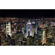 Selections by Chaumont ''New York City at Night'' Photographic Print