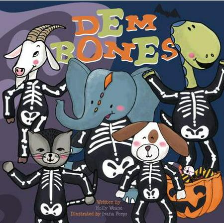 Dem Bones (Halloween Songs Dem Bones)