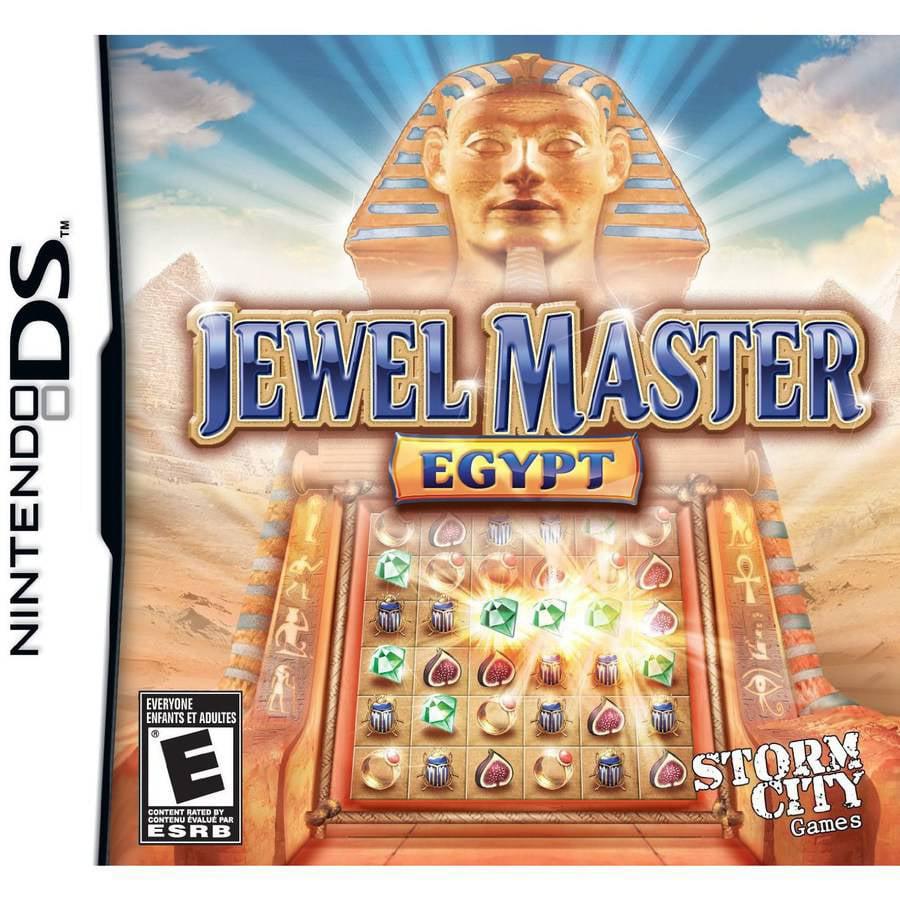 Jewel Master Egypt (DS)