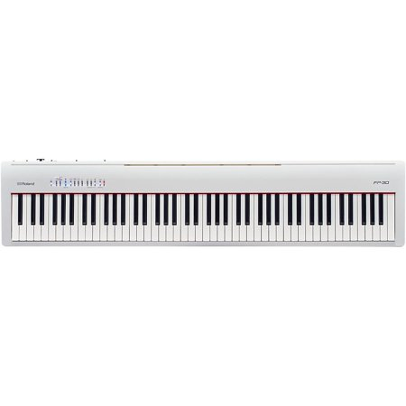 Roland FP-30 DIGITAL PIANO White (Roland Ep 7 Ii Digital Piano Keyboard)