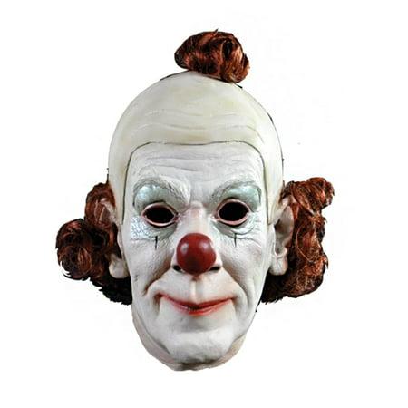 Circus Clown Halloween Adult Costume Mask