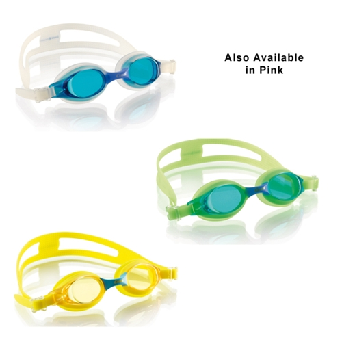 Cressi Skid Eyewear Swim Goggle for Kids (White) by Cressi Sub
