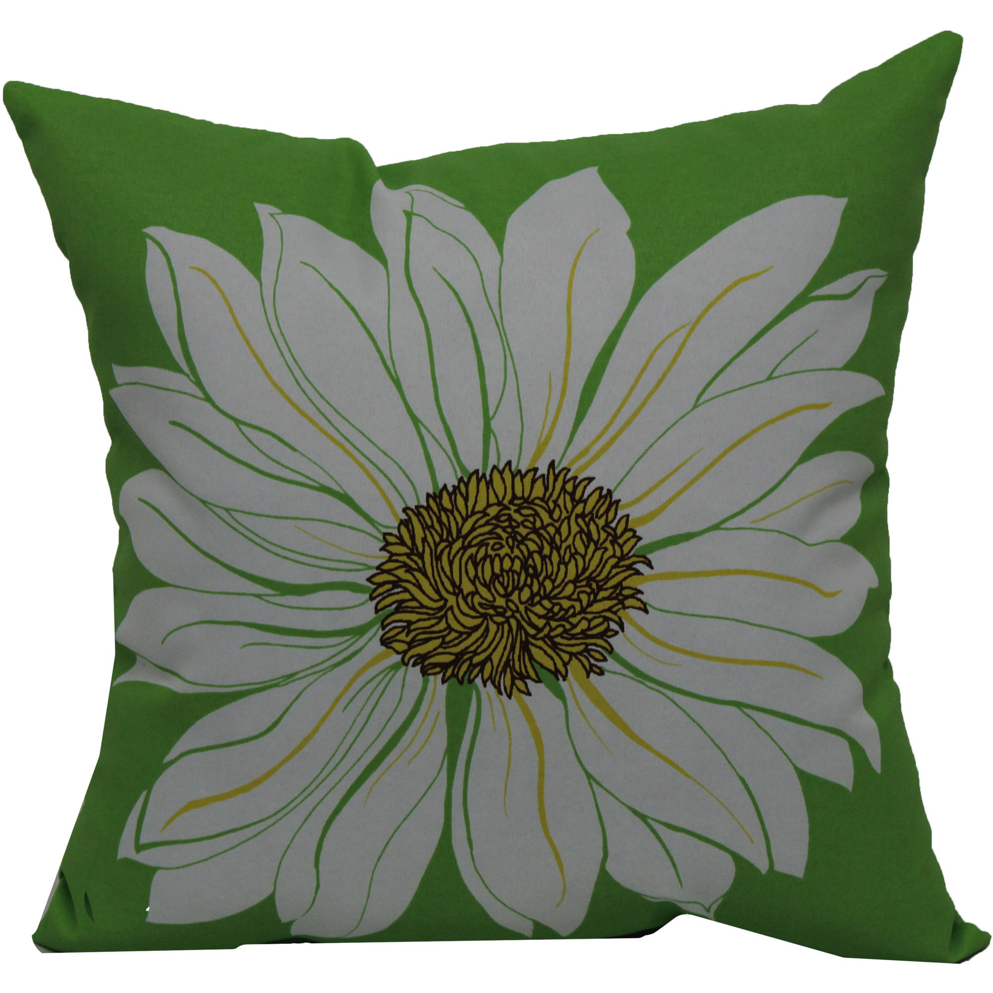 Mainstays Halina Outdoor Toss Pillow 2 Pack Walmart