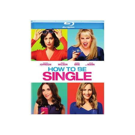 How To Be Single (Blu-ray) -