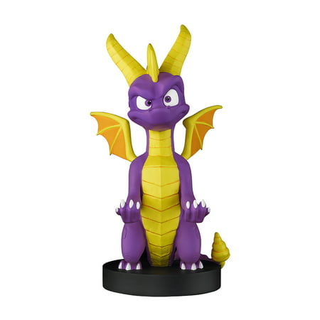 Exquisite Gaming Cable Guy Controller & Phone Holder - Spyro The Dragon 8 (The Blind Guy)