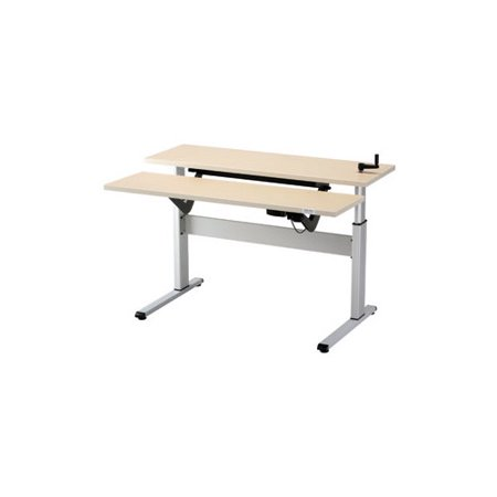 Populas Furniture Equity Height Adjustable Training Table Walmartcom - Adjustable training table