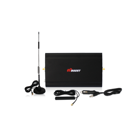 Iphone Signal Booster - Travel 4G  Cell Phone Signal Boosters for Cars, Trucks, Vans, RV, and More
