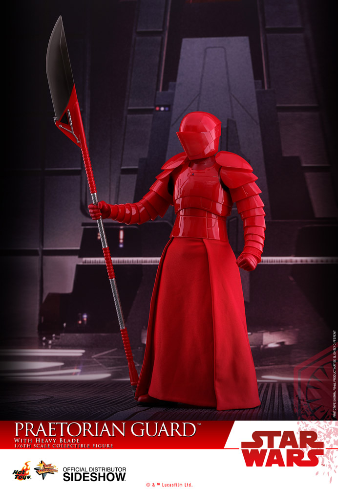 Sideshow Hot Toys Movie Masterpiece Series Sixth Scale Praetorian Guard With Hea
