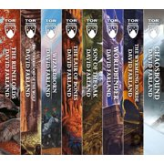 The Runelords Series - eBook