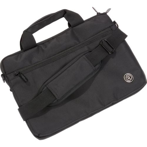 "Digital Treasures SlipIt! Select Carrying Case for 11.6"" Notebook - Black"
