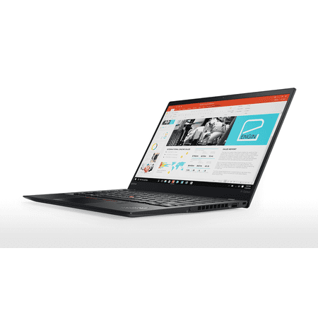 2017 Lenovo ThinkPad X1 Carbon (5th Gen) - Windows 10 Pro - Intel Core i7-7500U, 128GB SSD, 8GB RAM, 14