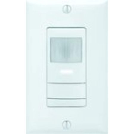 Sensor Switch WSXPDTSAWH Occupancy Sensor, Dual Technology, Wall Mount, White Dual Technology Sensors