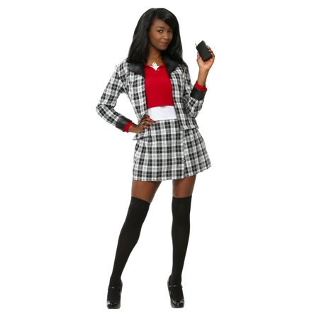 Dee Jay Halloween Costume (Clueless Dee Womens Costume)