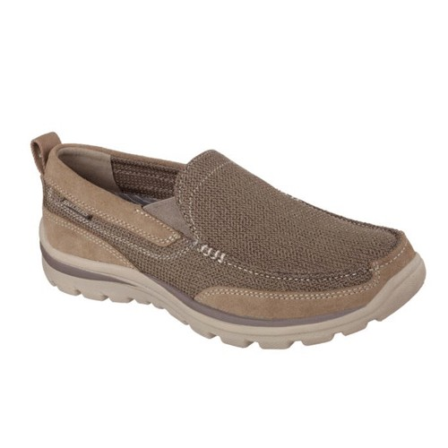 Skechers MILFORD 64365LTBR LIGHT BROWN