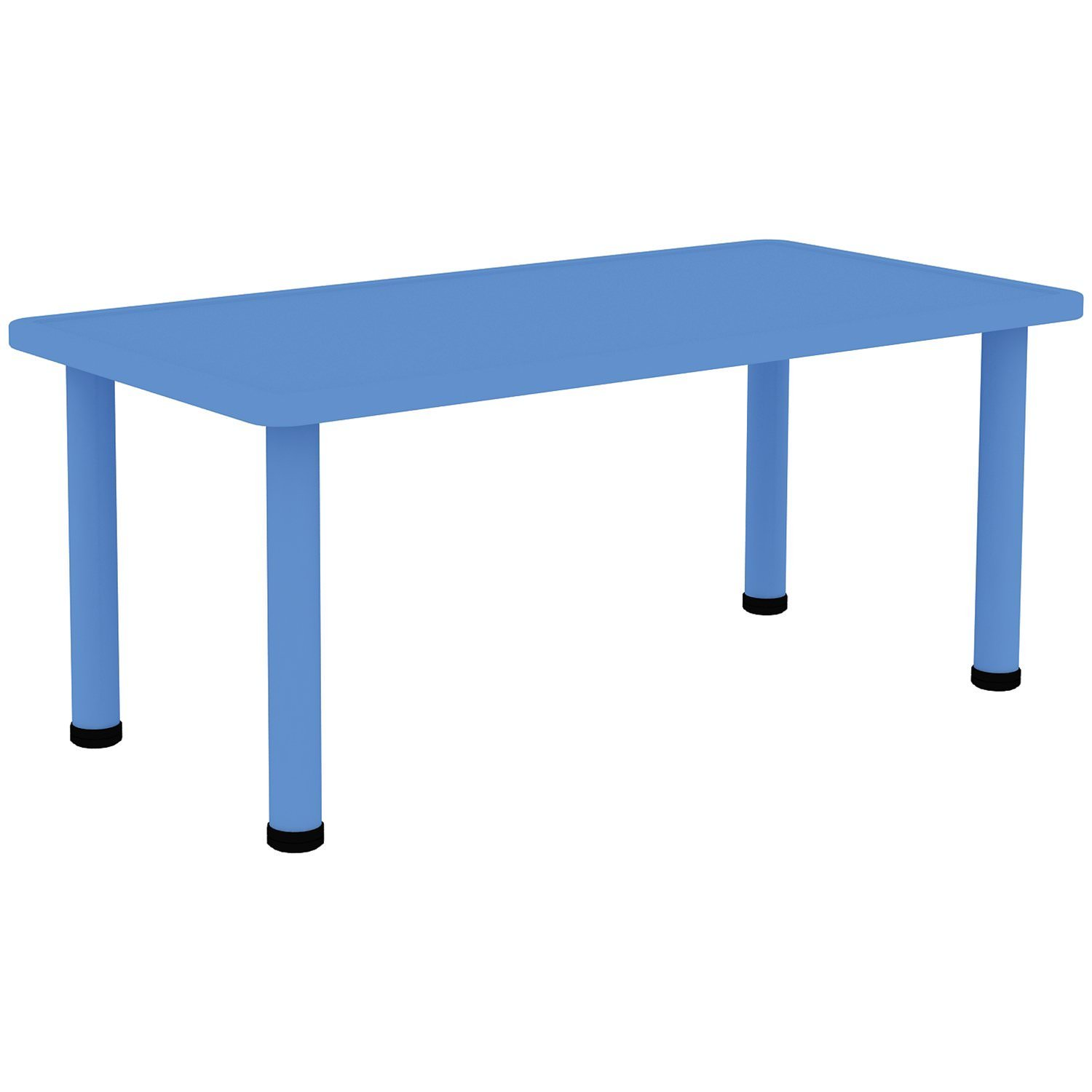 2xhome Blue Kids Table Height Adjustable 21 5 Quot 22