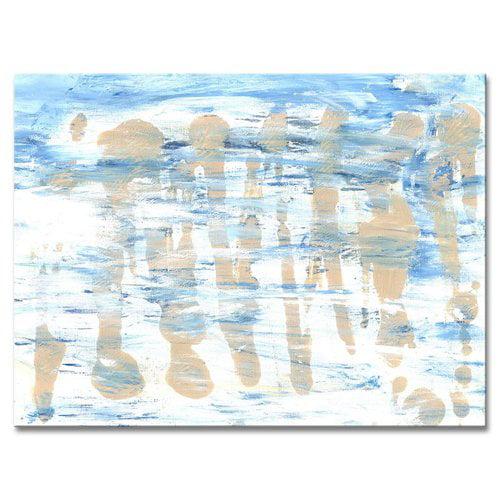 Ivy Bronx 'Seaside' Print on Canvas