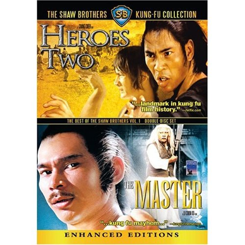 Shaw Brothers: Heroes Two / The Master (Widescreen)