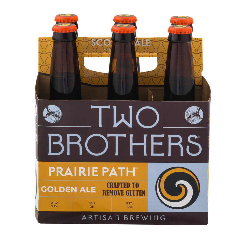 Image of Two Brothers Prairie Path Golden Ale - 6 PK, 12.0 FL OZ