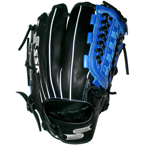 "SSK Edge Pro 12"" Right Throw Blue Grid-Net"