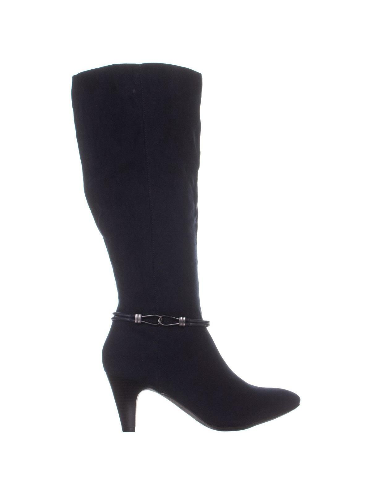 afab43268d6 KS35 - Womens KS35 Hollee Wide Calf Knee High Boots