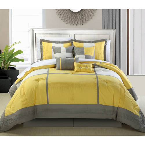 Desiree 8-Piece Bedding Comforter Set