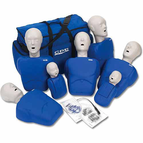 CPR Prompt Combo 5 Adult/Child, 2 Infant