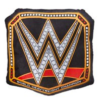 Official WWE Authentic  Championship Title Belt Throw Pillow