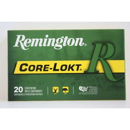 Remington Core-Lokt 243 WIN 20 Rounds