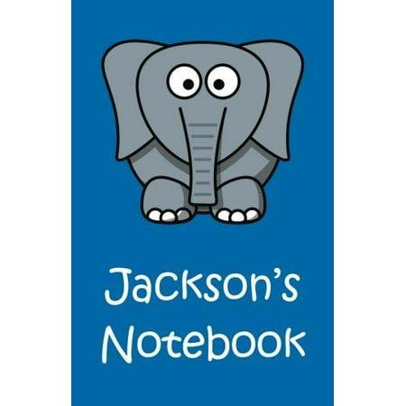 Jacksons Notebook