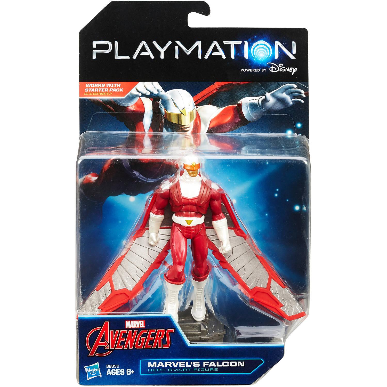 Playmation Marvel Avengers Marvel's Falcon Hero Smart Figure
