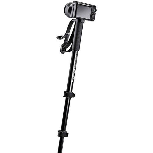 Manfrotto Compact Monopod, Black