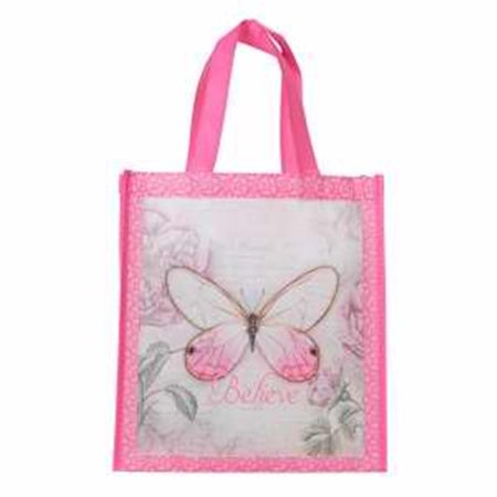 The Totebag (Non Woven Butterfly Blessings & Believe)