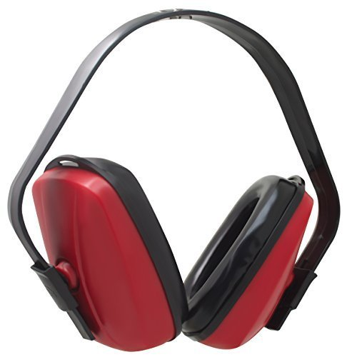 SAS Safety 6105 Standard Earmuff Hearing Protection by SA...
