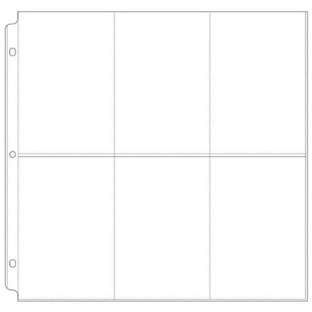 We R Memory Keepers 20 Piece Photo Sleeves, 4 x 6