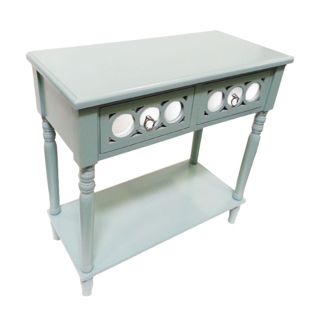 Vintage TV Table Stand Benzara by Entrada