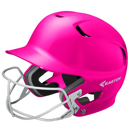 Fast Pitch Softball Helmet With Mask (Revolution Helmet Face Mask)