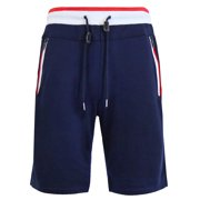 Mens Sweat Jogger Shorts Casual Summer Lounge Gym French Terry Shorts