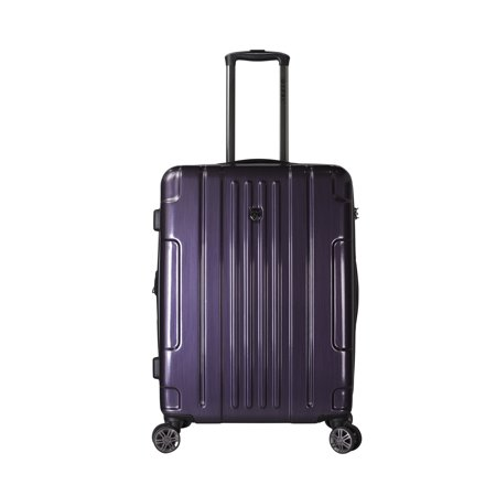 "TPRC 24"" Expandable Hardside Spinner Upright - Purple"
