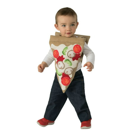 Halloween Pizza Infant/Toddler Costume](Diy Pizza Costume)