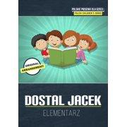 Dostal Jacek elementarz - eBook