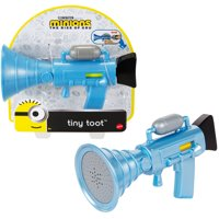 Minions Tiny Toot Fart Firing Blaster Toy for Kids Ages 4 Years and Up