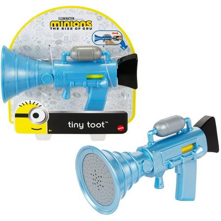 Minions: The Rise of Gru Tiny Toot Fart Firing Blaster