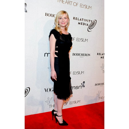 Kirsten Dunst At Arrivals For The Art Of ElysiumS Annual Heaven Gala 9900 Wilshire Blvd Beverly Hills Ca January 16 2010 Photo By Sara CozolinoEverett Collection