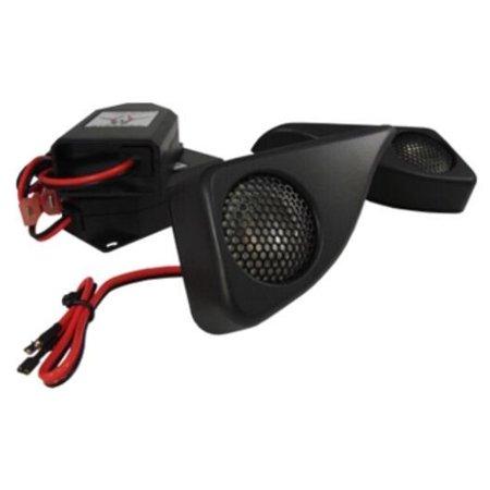 HAWG WIRED Dash Tweeter Kit STK100-M - Walmart.com